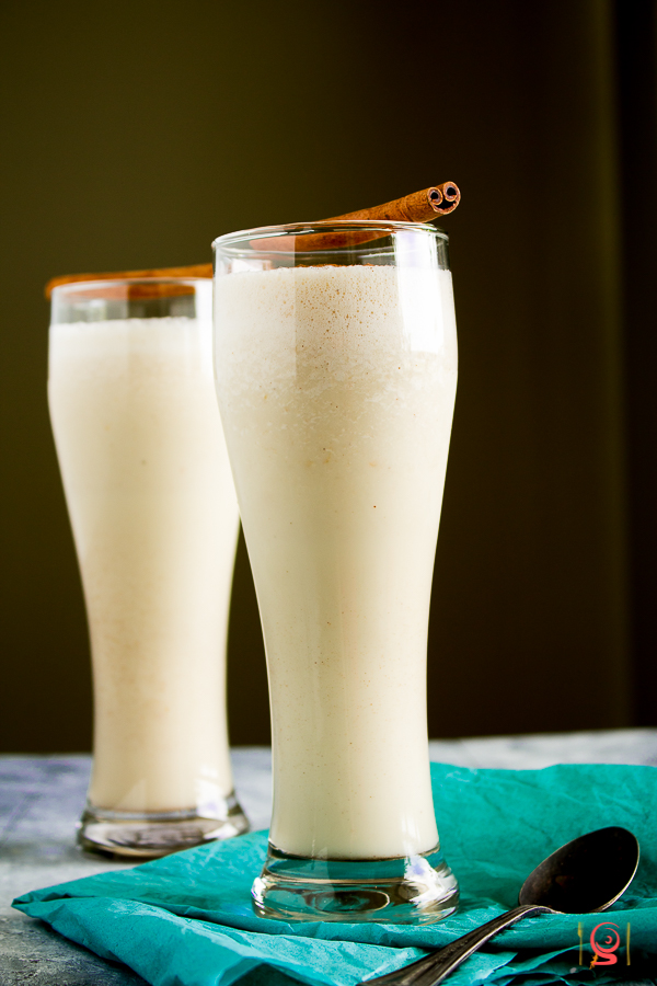 Apple Cinnamon Soy Shake